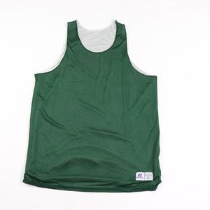 Vintage Mesh Reversible Basketball Jersey Large